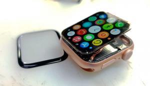 Apple Watch. Замена стекла.
