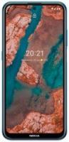 Nokia X20. Замена разбитого стекла дисплея.