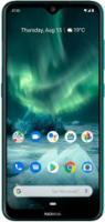 Nokia 7.2. Замена разбитого стекла экрана телефона.