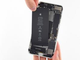 iPhone 8 Plus. Быстро разряжается смартфон.
